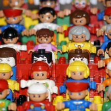 Playmobil diverse audience