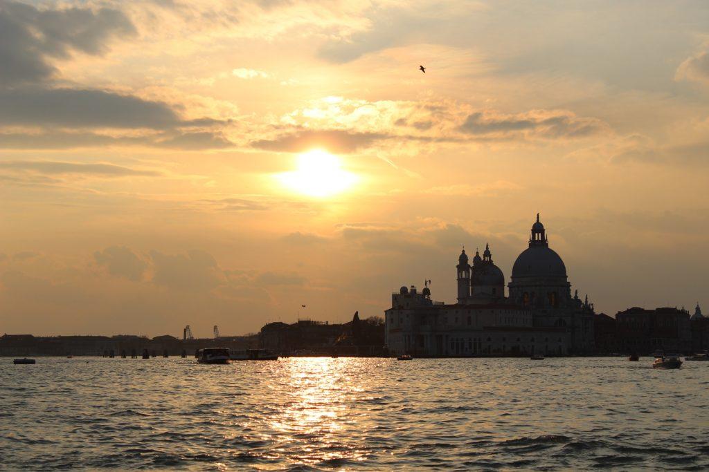 Photo of the Venice skyline