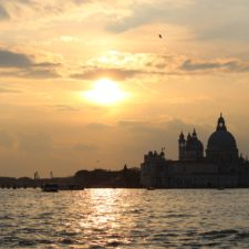 Photo of the Venice skyline
